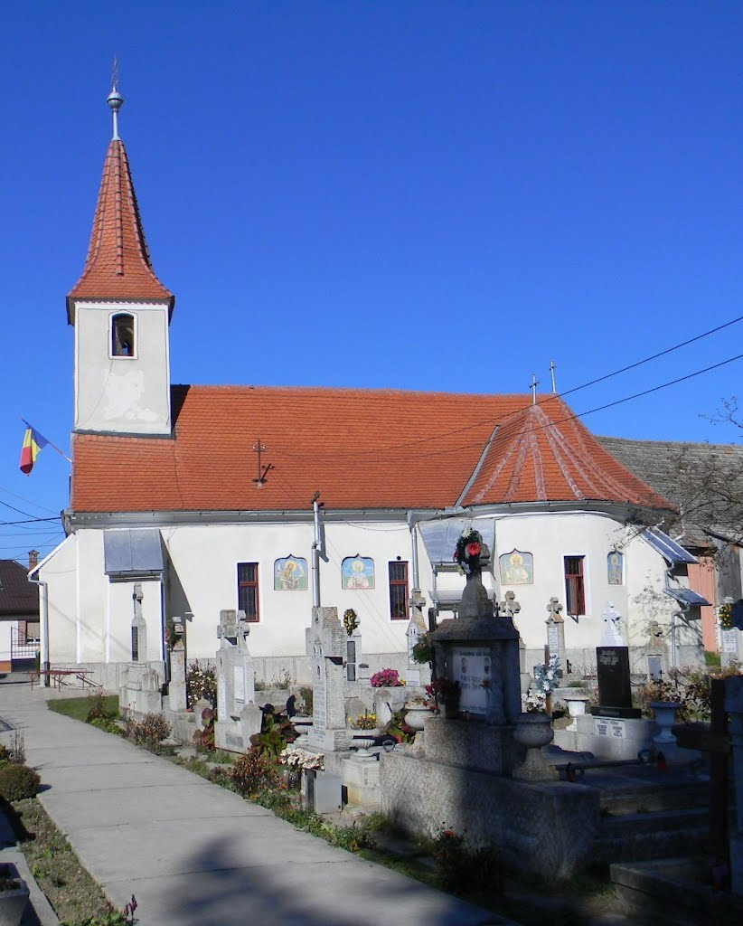 Biserica Sfanta Treime din Ghimbav