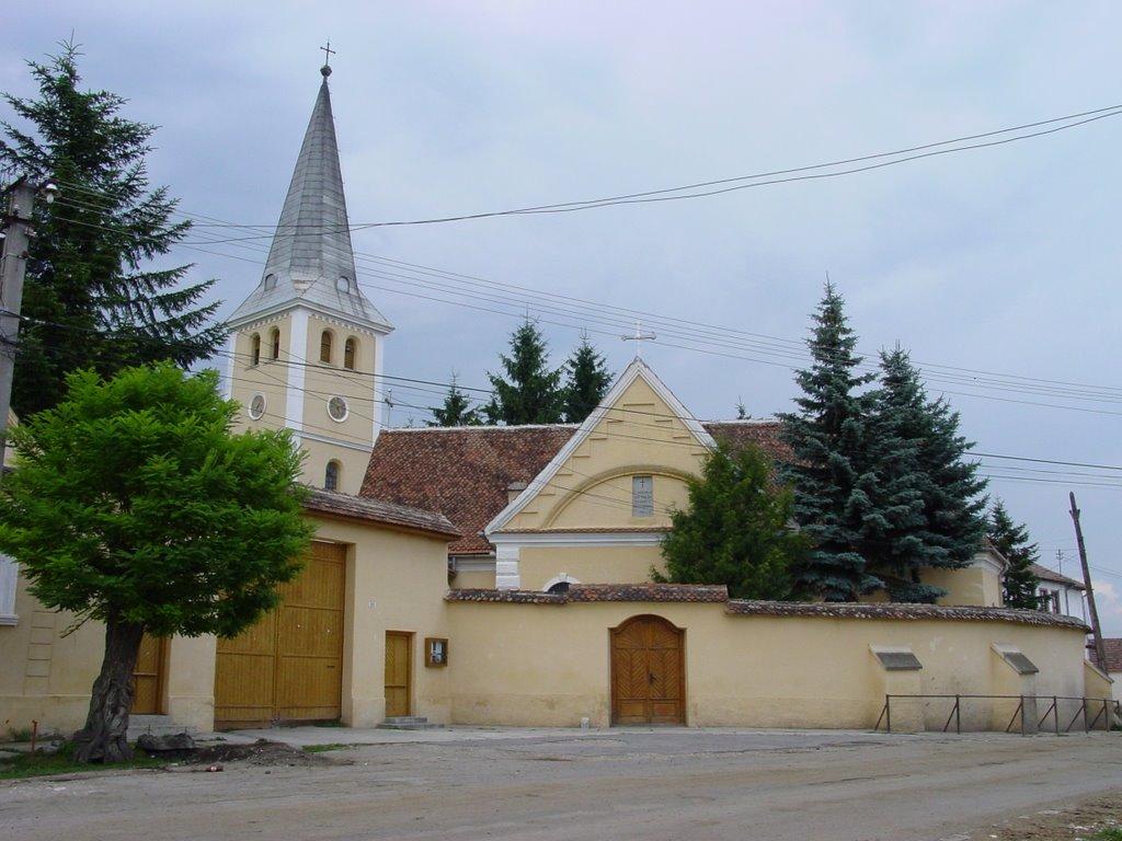 Biserica evanghelica din Apata